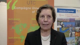 Interview de Maryse Bossière Ambassadrice de France au Mexique