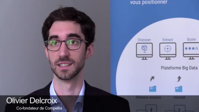 Compellia, la startup qui conseille les directions marketing