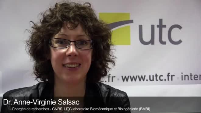 Un ERC Consolidator Grant pour Anne-Virginie Salsac