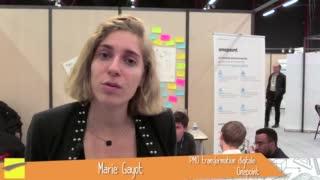 Marie Gayot - Génie des systèmes urbains 2016