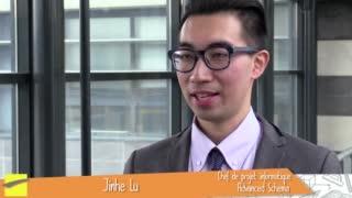 Jinhe Lu - diplômé en génie informatique