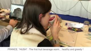 Hush, la boisson aux fruits qui réchauffe