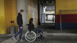 Journée de sensibilisation aux handicaps
