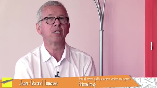 Diplômé UTC : Jean-Gérard Louasse