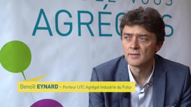 Agrégat industrie du futur : une ambition, l'innovation