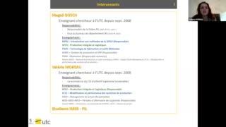 Production intégrée et logistique (PIL)