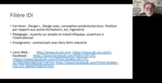 Ingénierie du design industriel (IDI)