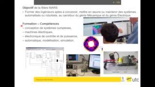 Mécatronique, actionneurs, robotisation & systèmes (MARS)